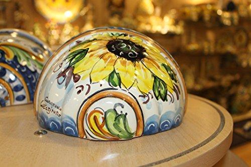 Applique in ceramica caltagirone artistica