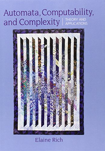 Automata, Computability and Complexity:Theory and Applications