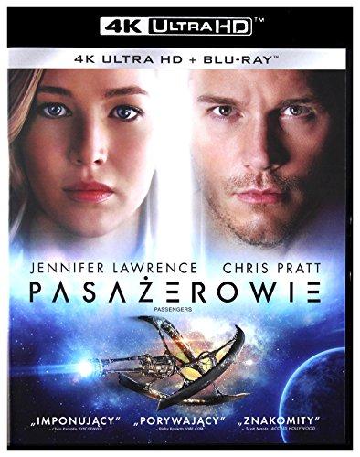 Passengers [Blu-Ray] [Region B]
