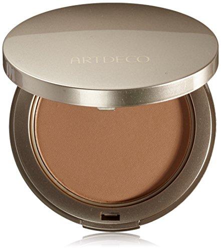 Artdeco Make-Up femme/woman, Mineral Compact Powder Nummer 25 Sun beige (9g), 1er Pack (1 x 9 g)