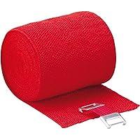 Höga Lastic-Color, rot, 10 cm x 5 m gedehnt, dauerelastische Idealbinde, 1er Pack (1 x 0.059 kg) preisvergleich bei billige-tabletten.eu