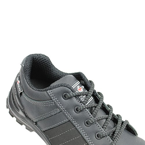 Aimont rixor chaussures de sécurité norme s3 sRC chaussures berufsschuhe businessschuhe plat noir Schwarz