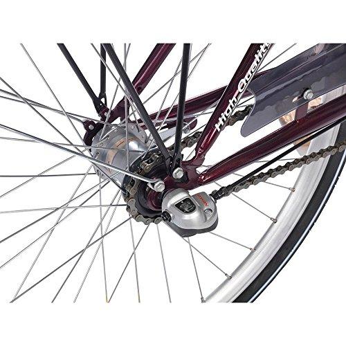 PERFORMANCE Citybike Tiefeinsteiger Sylt , 26/28 Zoll, 3 Gang, Rücktrittbremse 71,12 cm (28 Zoll) -