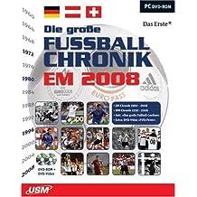 Die große Fußball Chronik EM 2008 (DVD-ROM)