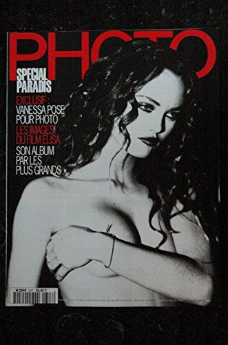 PHOTO 318 SPECIAL VANESSA PARADIS IMAGE FILM ELISA ALBUM ELLE MACPHERSON SEXY 95