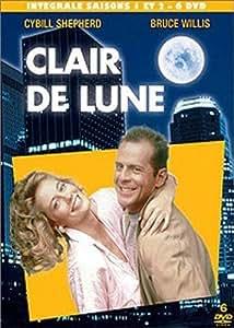 Clair de Lune : l'intégrale saison 1 et 2 - Coffret DVD