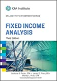 Fixed Income Analysis, 3rd Edition (CFA Institute Investment Series)