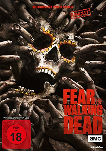 Fear the Walking Dead - Die komplette zweite Staffel [4 DVDs]