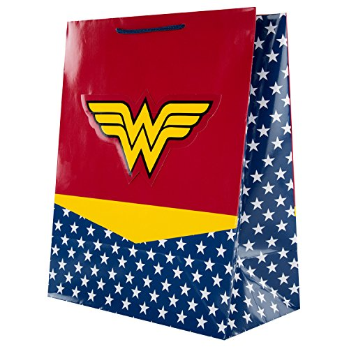 DC Comics Hallmark Wonder Woman Gift Bag - Large