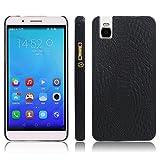 Telefon Kasten für Huawei Honor 7i PU Leder Krokodil Haut