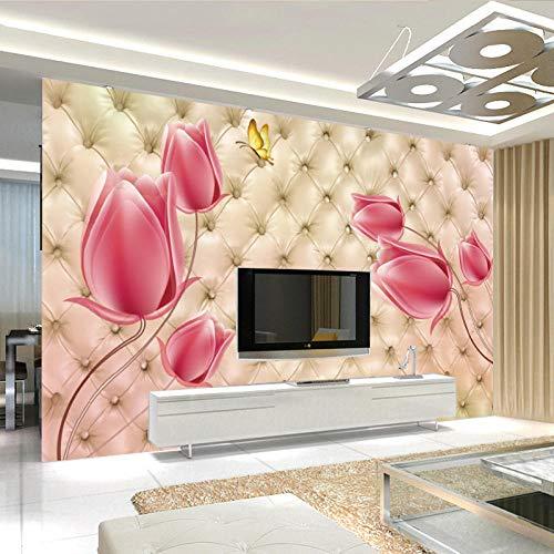 Fototapete Wandbild Vliestapete Wandbild Xxl - Tapeten Wohnzimmer Schlafzimmer Sofa Einfache Europäische Stereoanlage 3D Tapete