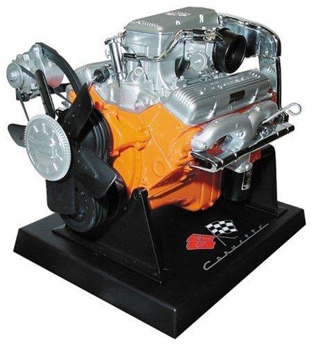 liberty-classics-84022-vehicule-miniature-chevrolet-engine-moteur-corvette-327-injection-echelle-1-6