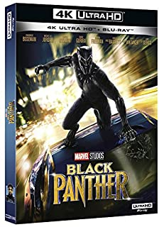 Black Panther 4K Ultra HD + Blu-ray 2D - Marvel [4K Ultra HD + Blu-ray] (B079T5P954) | Amazon Products