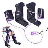 MASSAGGIATORE di compressione d' aria delle gambe, compressione d' aria, Sistema di circolazione sanguigna e linfatico, Stivali di recupero