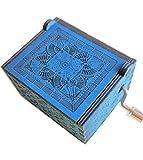 OMG Pure main-classique Harry Potter boîte à musique main-boîte à musique en bois artisanat en bois créatif meilleurs cadeaux