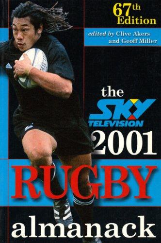 2001 Sky Television Rugby Almanack por Akers & Miller