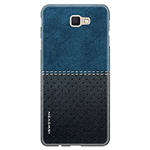 iSweven Dark Pattern design printed matte finish back case cover for Samsung Galaxy ON NXT