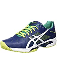 Asics Gel-Solution Speed 3, Chaussures de Tennis Homme, Bleu