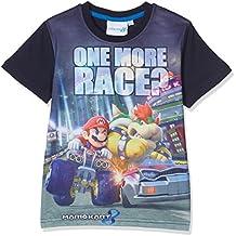 Mario Bros 800, T-Shirt Garçon