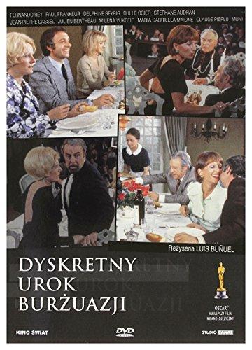 Preisvergleich Produktbild Charme discret de la bourgeoisie,  Le [DVD] (IMPORT) (No English version) by Fernando Rey