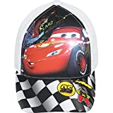 Disney Pixar Kinder Cars Kappe (52cm) (Weiß)