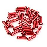 Set 30Stück Reifen Aluminium Kabel Bremse für rot