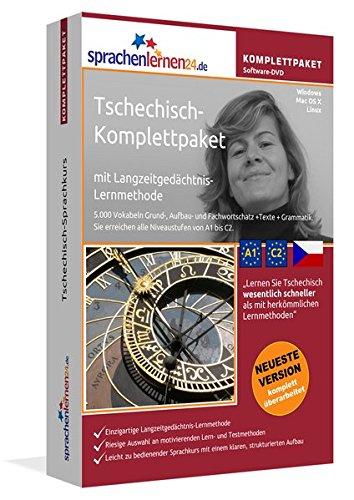 Tschechisch-Komplettpaket: Lerns...