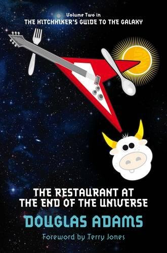 The Restaurant at the End of the Universe: 2/5 (The Hitchhiker's Guide to the Galaxy)