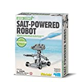 4M - Green Science - Robot alimentato ad acqua salata