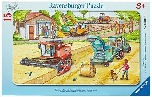 Ravensburger 06015 - Maschinen auf dem Feld (Feld-ecke)