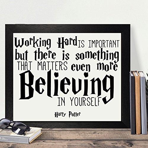 Harry Potter Geschenke Für Ihr Mädchen Kinder Jungen Frau Freundin Erwachsene Weihnachten Geburtstag Hochzeitstag Handarbeit Einweihungsparty Zitate Einzigartig Zimmer Dekoration Ideen Inspirierendes Zitat Foto