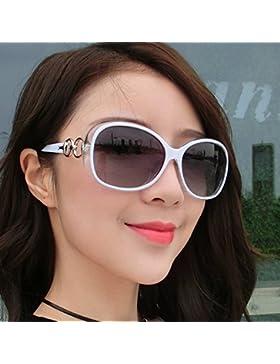 c1dbf85e6f LLZTYJ Gafas De Sol/Gafas De Sol Para Mujer Gran Marco Polarizado Gafas De  Sol