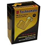 Technomate TM-4 0.1 dB Universal Quad Super High Gain LNB