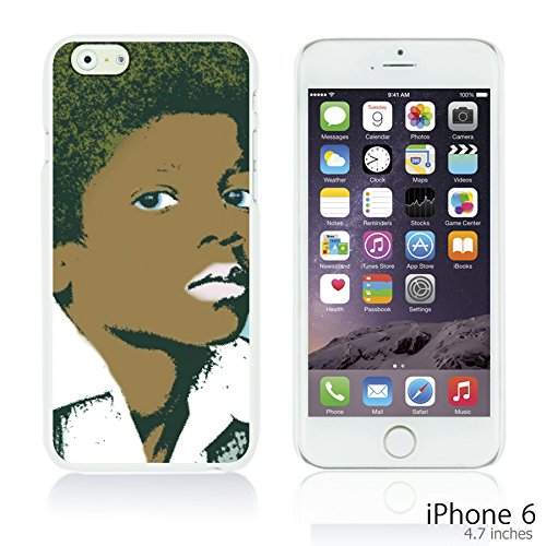 OBiDi - Celebrity Star Hard Back Case / Housse pour Apple iPhone 6 / 6S (4.7 inch)Smartphone - Che Guevara Lovely Little MJ