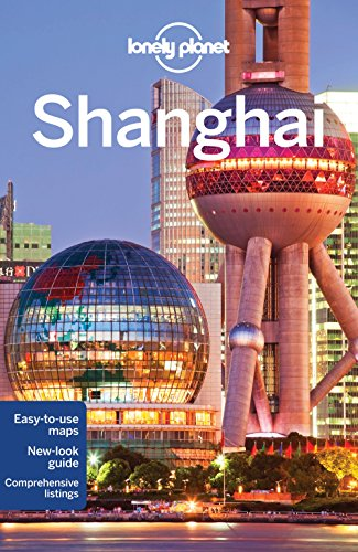 Lonely Planet Shanghai, English edition (City Guide)