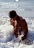 Strandboys 2018 (Wandkalender 2018 DIN A4 hoch): 12 knackige Jungs am Strand (Monatskalender, 14 Seiten ) (CALVENDO Menschen) [Kalender] [Apr 27, 2017] malestockphoto, k.A.