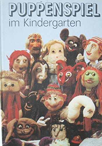 Puppenspiel im Kindergarten