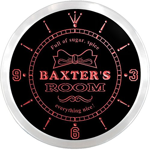 ncpe1566-r-baxters-girl-princess-kids-room-night-light-neon-sign-led-wall-clock