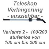 Ha-Ra Teleskopverlängerung Variante 2 - 100/200 Fensterreinigung