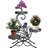 AISHN Blumenstander fur 3 Blumentopfe