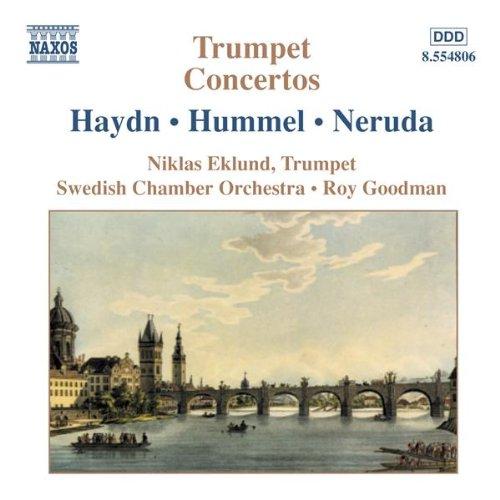 Trumpet Concerto in E flat maj...