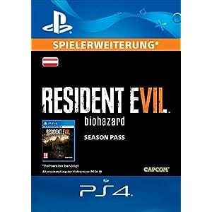 Resident Evil 7 Biohazard: Season Pass [PS4 Download Code – österreichisches Konto]