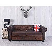 Amazon.es: Sofas Vintage - Salón / Muebles: Hogar y cocina