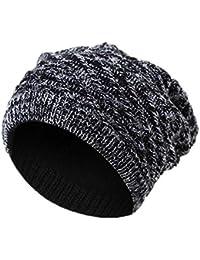 c8fdb305fd44f Cokk Autumn Winter Hats for Men Women Knitted Beanie Cap Gorro Feminino  2018 New Winter Skullies Beanies Bone…