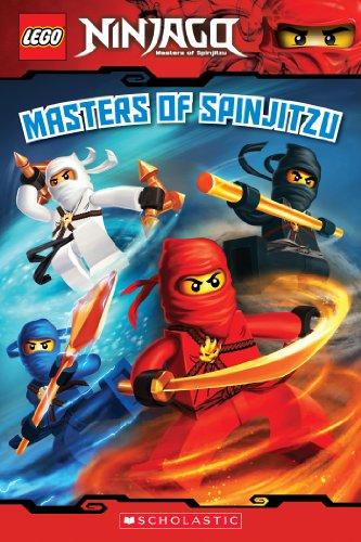 Masters of Spinjitzu (LEGO Ninjago: Reader) (LEGO Ninjago ...