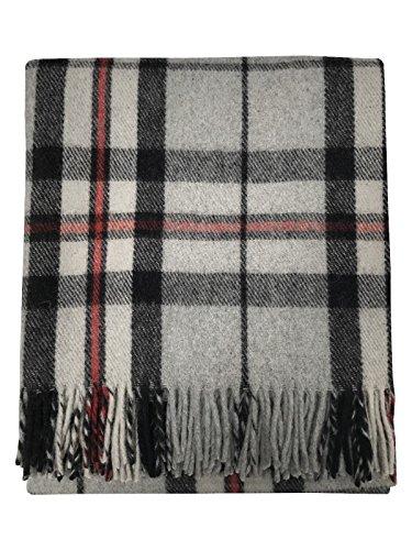 Highland Tartan Tweeds escocés 100% Alfombra Lana