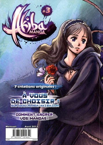Akiba Manga, N 3 :