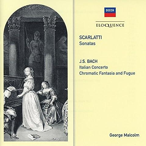 Sonatas/Italian Concerto/Chromatic Fantasia