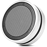 H&M Portable Bluetooth-Lautsprecher mit atemberaubenden Stereo-Sound Rotary Lautstärkeregelung Technologie Support Freisprechanlagen AUX, Metall Subwoofer Outdoor Mini 4.1 Bluetooth Kleine Lautsprecher