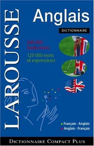 Dictionnaire Compact plus Français-Anglais/Anglais-Français
